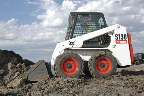 Мини челен товарач Bobcat S130